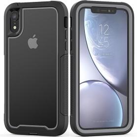 Coque antichoc pour iPhone 7/8/XR/11/12/12 Pro double renfort