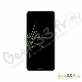 Réparation écran Huawei Y7 2019 (DUB-LX1) Vitre LCD