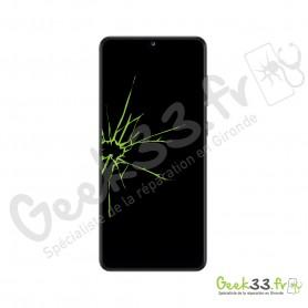 Réparation écran Samsung A31 (A315F) Vitre+Oled
