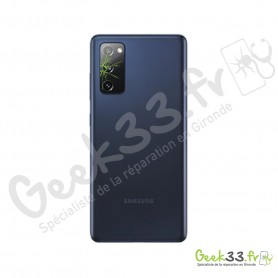 Réparation Lentille protection camera Samsung S20 FE (G780F) Lens