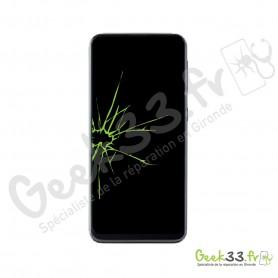 Réparation écran Samsung A20 (A205) Vitre+LCD