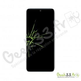 Réparation écran Samsung S20 FE (G780F) Vitre Oled