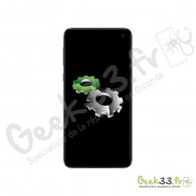 Réparation Bouton Volume Samsung Galaxy S10e SM-G970