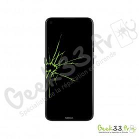 Réparation écran Nokia 5.4 vitre + LCD