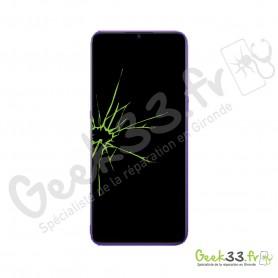 Réparation écran Oppo A5/A9 2020 Realme 5 Vitre+LCD