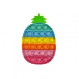Les POP IT !  - Jouet Bulle Anti-Stress Jouets Adultes Enfants Jouet Sensoriel Pour Soulager L'autisme - Ananas