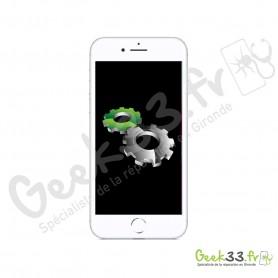 Réparation Nappe volume, Vibreur, Flash et boutton Power Apple iPhone 8