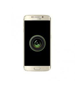 Réparation Samsung Galaxy S6 Edge Plus verre de protection camera (Réparation uniquement en magasin)
