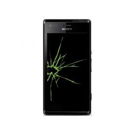 Réparation Sony Xperia M C1905 vitre (Réparation uniquement en magasin)