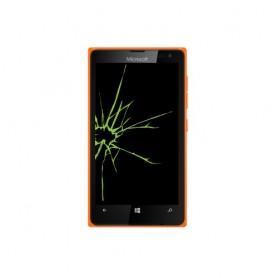Réparation Microsoft Lumia 435 RM-1071 vitre (Réparation uniquement en magasin)