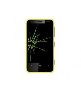Réparation Nokia Lumia 620 RM-846 vitre (Réparation uniquement en magasin)