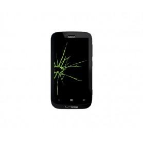 Réparation Nokia Lumia 822 RM-845 vitre (Réparation uniquement en magasin)