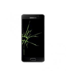 Réparation Samsung Galaxy A3 SM-A300FU vitre + LCD (Réparation uniquement en magasin)