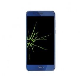 Réparation Huawei Honor 8 vitre + LCD