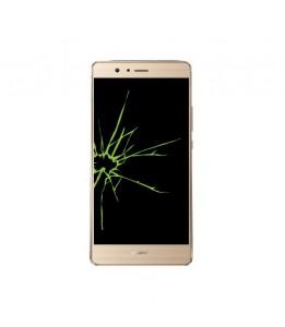 Réparation Huawei Ascend P9 vitre + LCD