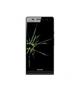Réparation Huawei Ascend P6 vitre + LCD