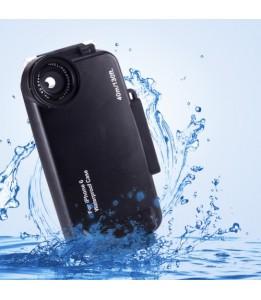 Coque iPhone 6 - 40m Boîtier de plongée imperméable PC + étui de protection ABS