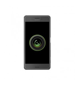 Réparation Sony Xperia XA camera (Réparation uniquement en magasin)