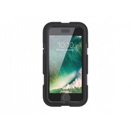 Coque Survivor All-Terrain Military - Griffin - Noir pour Apple iPhone 7 Plus / 8 Plus