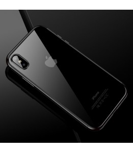 Coque iPhone X CAFELE TPU Protective Noir
