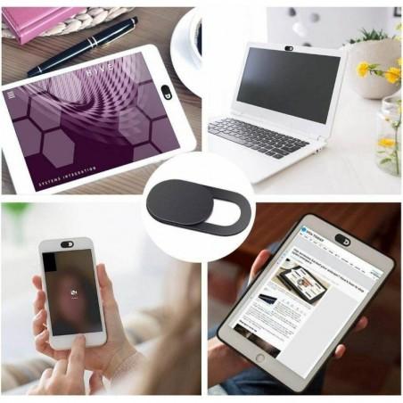 Cache camera universel, Anti espionnage, smartphone, tablette, ordinateur (3Pcs)