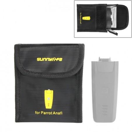 Sac De Protection de batterie Pour Drone Anafi Parrot x2
