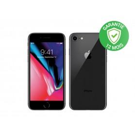 Apple iPhone 8 - 64Go - Noir - RECONDITIONNÉ et DÉBLOQUÉE (copie) (copie)