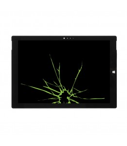 Réparation écran Microsoft Surface Pro 5 A1796 vitre + LCD