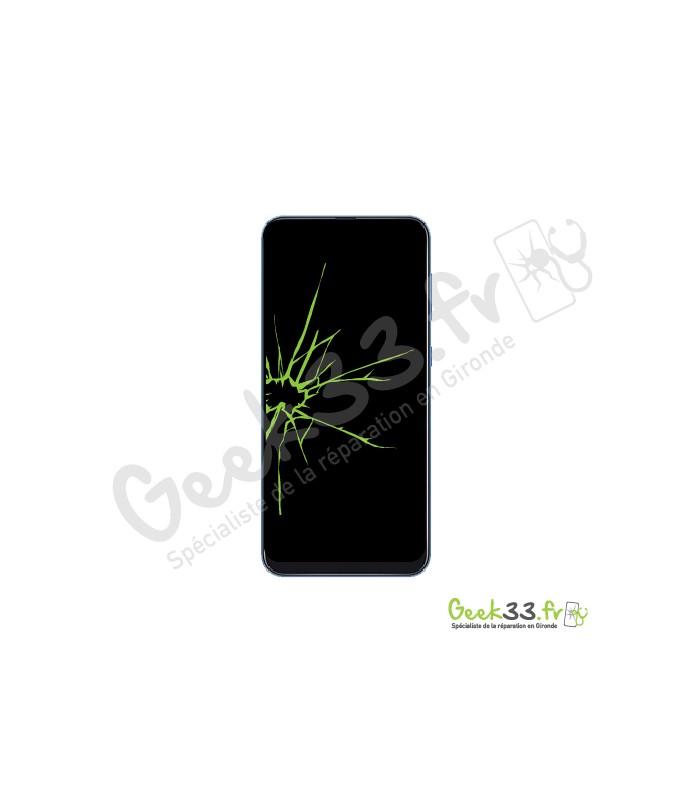 Réparation écran Samsung Galaxy A50 A505 vitre + écran LED