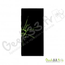 Réparation ecran Samsung Note 10 N970F Vitre + LCD