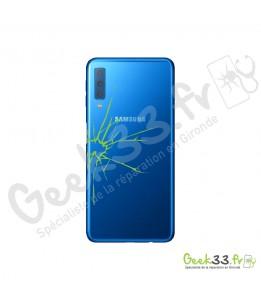 Réparation vitre arriere Samsung Galaxy A750 A7 2018
