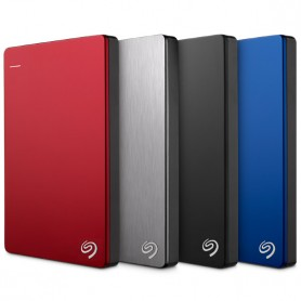 Disque dur externe Seagate Backup Plus Slim 1To Rouge