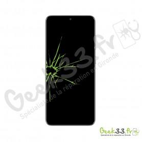 Réparation écran Samsung S20 Ultra G988 Vitre+Amoled