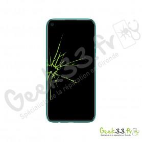 Réparation écran Huawei P40 Lite vitre + LCD