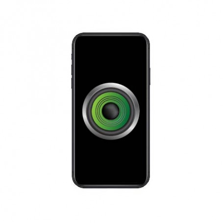 Réparation haut parleur oreille Apple iPhone XR hp haut