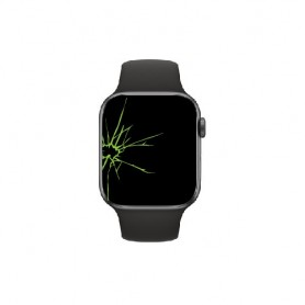 Réparation écran Apple Watch 40mm Serie 5 Vitre + LCD