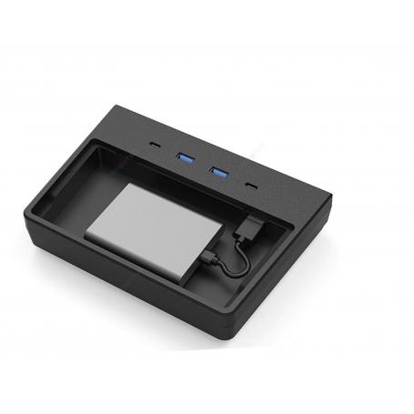 HUB USB Extender 5 en 1 Extension Adaptateur Connecteur pour Tesla Model 3 après Mars 2020