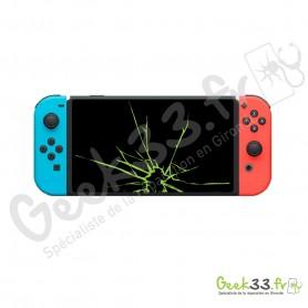 Réparation écran LCD Nintendo Switch Noir Origine