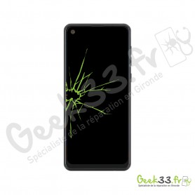 Réparation écran Sasmung A21 (A215F) Vitre + LCD
